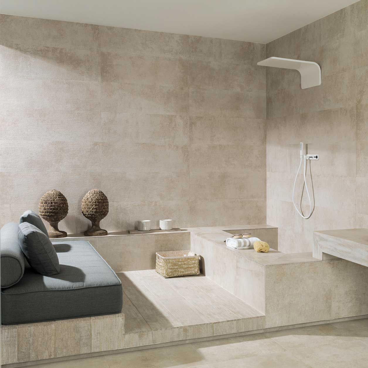 Porcelanosa curran home co for Porcelanosa bathroom designs